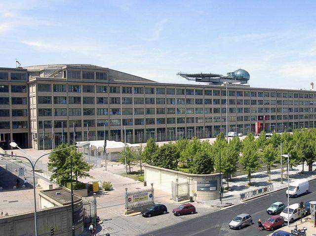 Il Lingotto, attuale sede degli uffici di Alpitour
