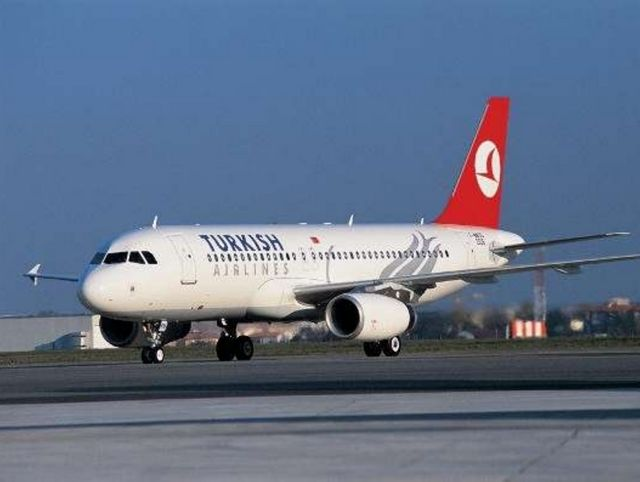 A320 Turkish Airlines