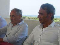 Carlo Pompili e Stefano Pompili
