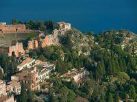 Taormina, Grand Hotel Timeo