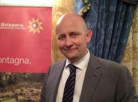 Armando Troncana, direttore Italia Svizzera Turismo