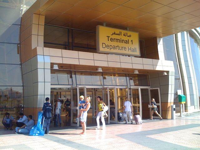 Aeroporto di Sharm
