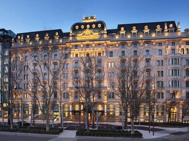 Hotel Gallia Excelsior