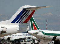 Air France Alitalia
