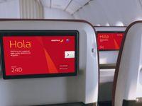 Iberia nuova Premium Economy