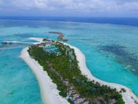 Cocoon Azemar alle Maldive