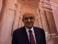 Il ministro del Turismo egiziano Yahia Rashed
