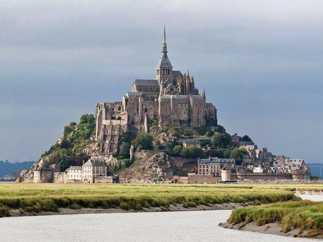 Mont St. Michel Francia Normandia