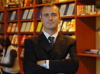 Foto Simone Frigerio, direttore commerciale del Gruppo Frigerio  Viaggi