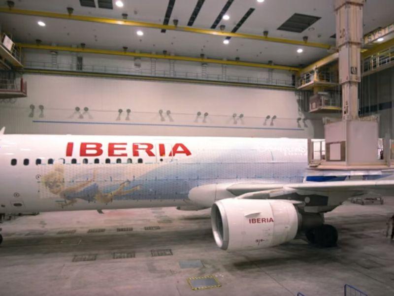 Iberia Disneyland