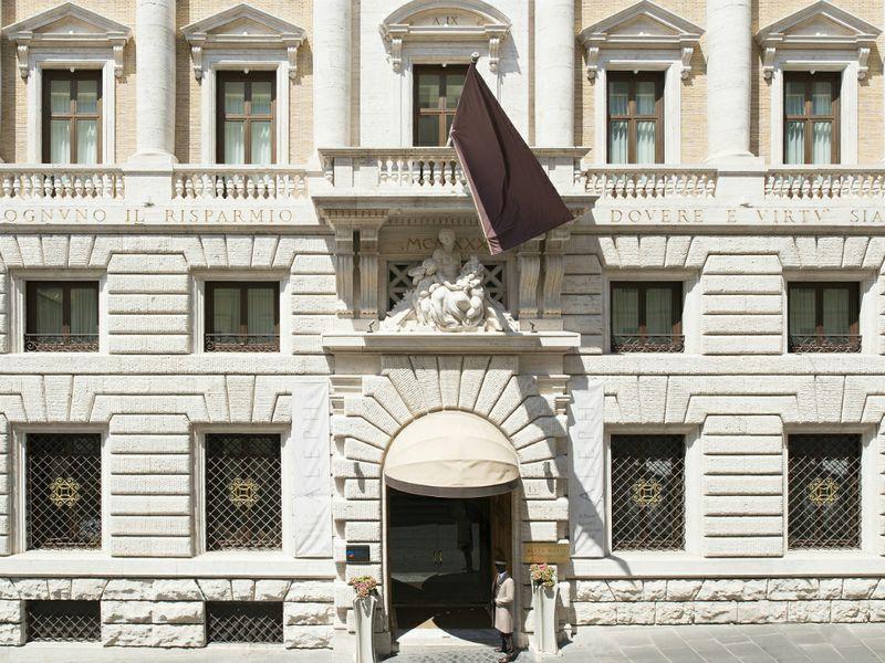 Risultati immagini per Curio Collection by Hilton apre il suo primo Hotel nella Città Eterna
